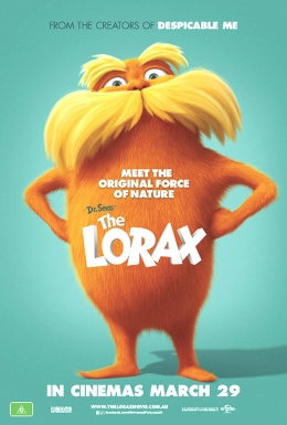 "Image courtesy of thecia.com: The film adaptation of ""The Lorax"" causes a stir among anti-environmentalists."
