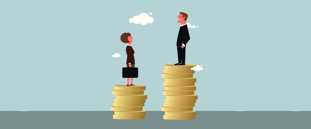 gender pay gap • the gender pay gap varies widely across states, from a low of 10 percent in washington, dc, to a high of 35 percent in louisiana • women's median earnings are lower at every level of education .