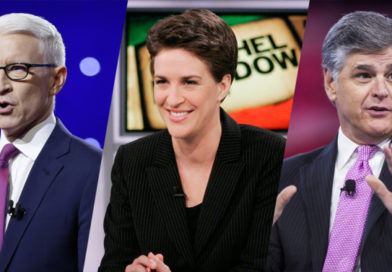 Cable news lacks diversity