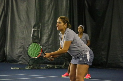 Bonnies Tennis Swept By Red Flash At Home The Bona Venture
