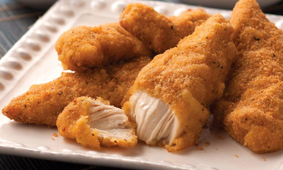 Fast Food Takedown Best Chicken Tenders The Bona Venture